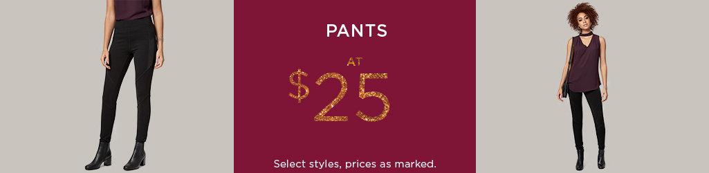 Shop Pants on Sale