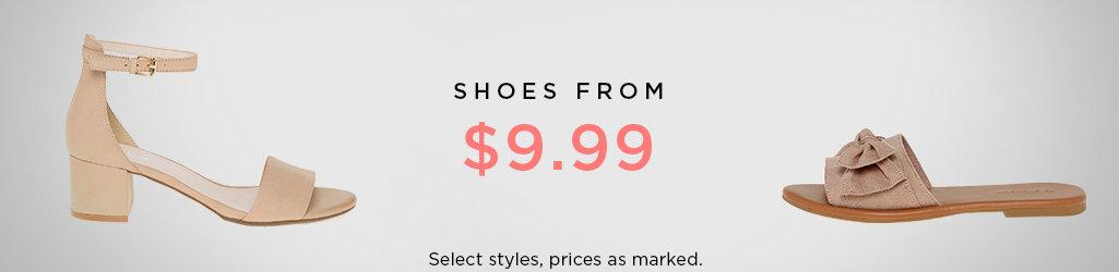 Shop Shoes on Sale