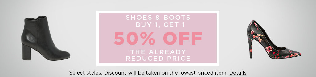 Shop Women's Shoes on Sale