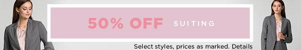 Shop Women's Suiting on Sale