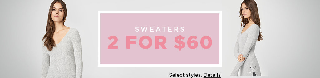Shop Women's Sweaters on Sale