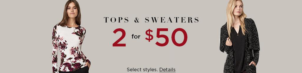 Shop Sweaters on Sale
