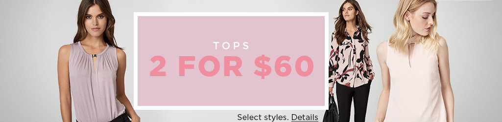 Shop Women's Tops on Sale