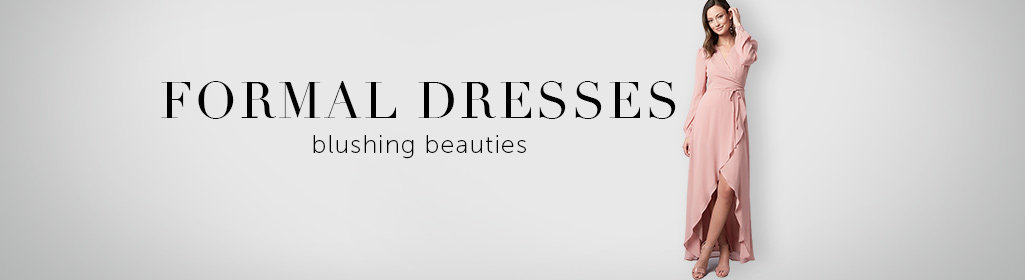 Shop Formal Dresses