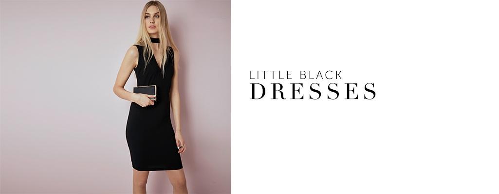LE CHÂTEAU: Little Black Dresses