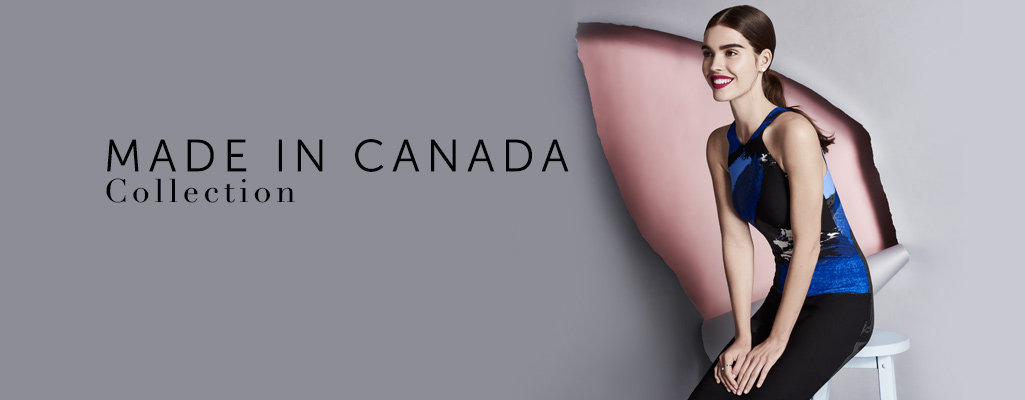 Shop the Women's Made in Canada Collection