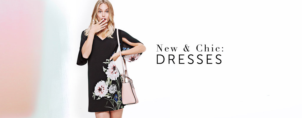 Shop New Dresses
