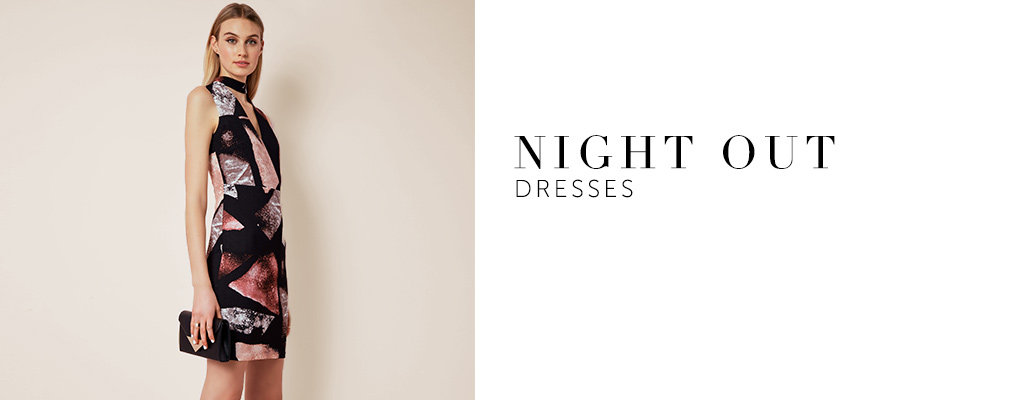 Shop Night Out Dresses
