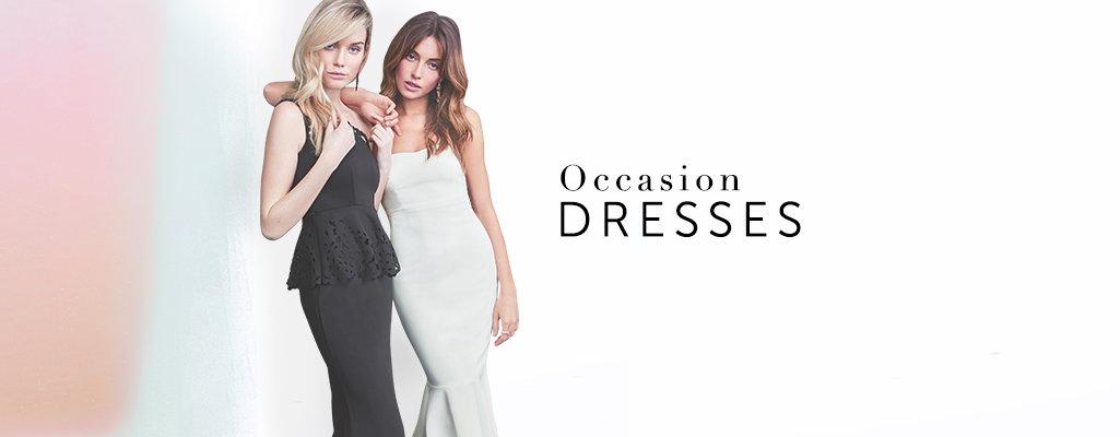 Shop Occasion Dresses