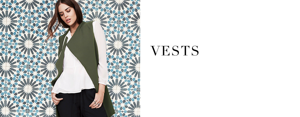Shop Vests for Women