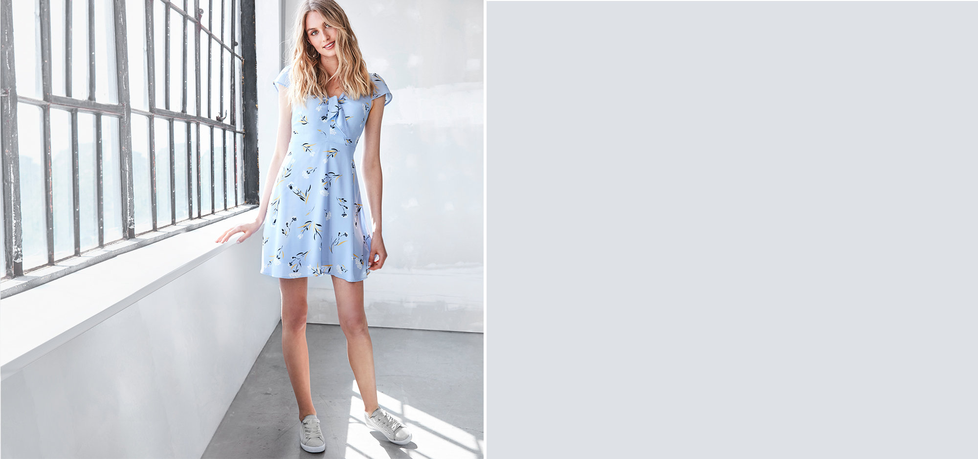 SUMMER DRESSES - Easy, effortless & totally ready for any escape.