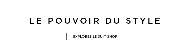 Explorez le suit shop